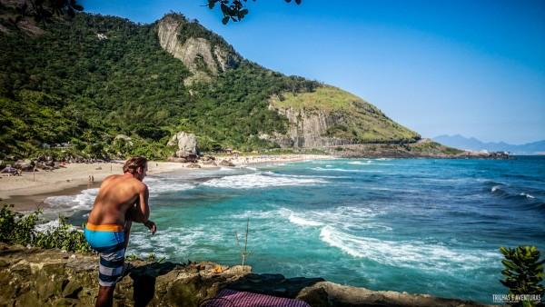 Prainha, o reduto do surf e uma das praias mais lindas do Rio de Janeiro