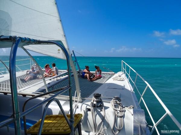Catamara Snorkel Palm Beach Aruba-15