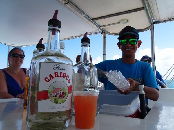Catamara Snorkel Palm Beach Aruba-16