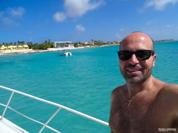 Catamara Snorkel Palm Beach Aruba-17