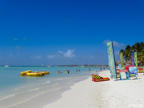Catamara Snorkel Palm Beach Aruba-6