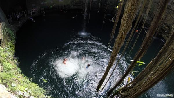 Cenote Ik Kil - México