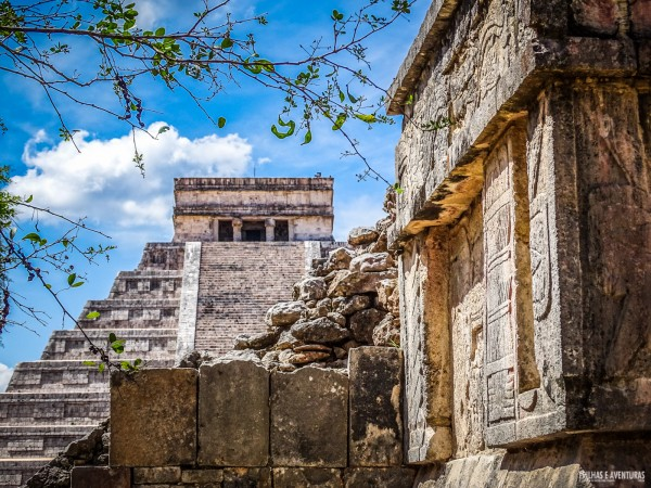 Explore todos os ângulos e mistérios de Chichén Itza