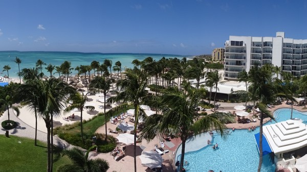 Marriott Resort Stellaris Palm Beach Aruba-7