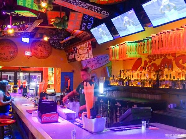Restaurante Senor Frogs Aruba-2