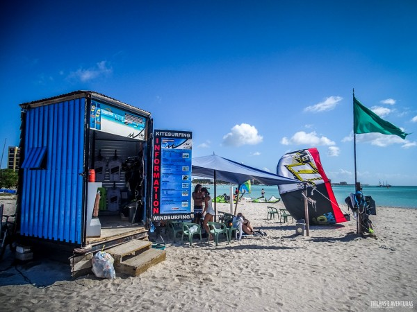 Windsurf em Aruba-1