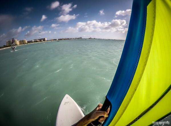 Windsurf em Aruba-7