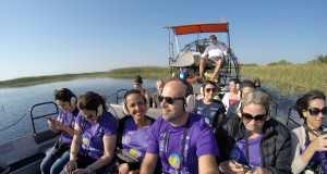 Boggy Creek Airboat Rides - Orlando