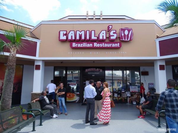 Camilas Restaurante em Orlando