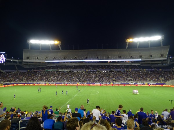 Estádio Citrus Bowl - Orlando City