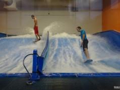 Fantasy Surf - Ótima opção para dias de chuva em Orlando