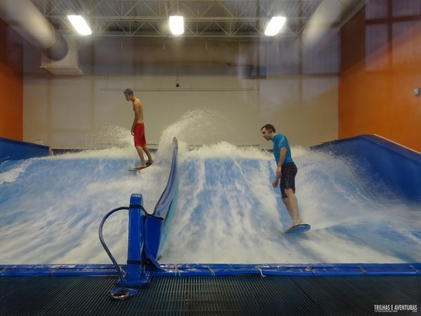 Fantasy Surf Indoor - Orlando