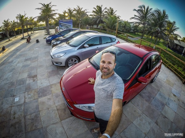 Todas as cores do Novo Ford Focus Hatch 2016