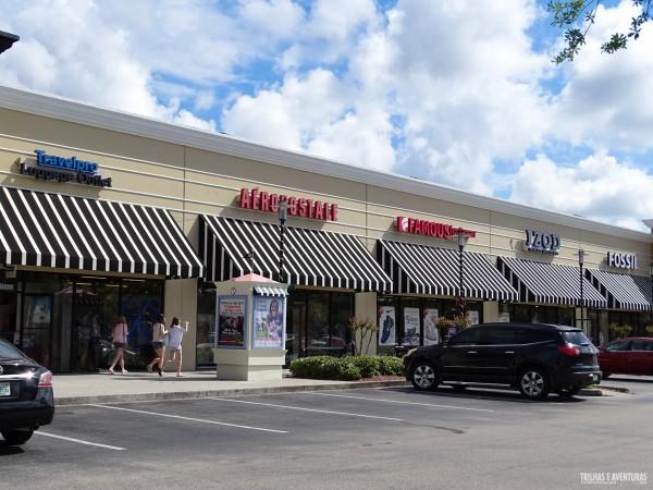 Lake Buena Vista Mall - Ótimo para compras em Orlando