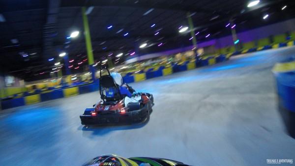 i-Drive Nascar Indoor Kart Racing - Orlando