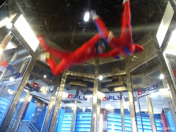 iFly Indoor Skydiving - Orlando