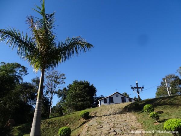 Subida pra Capela de São Francisco de Paula