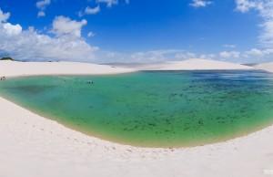 Lagoa Azul - Lençóis Maranhenses