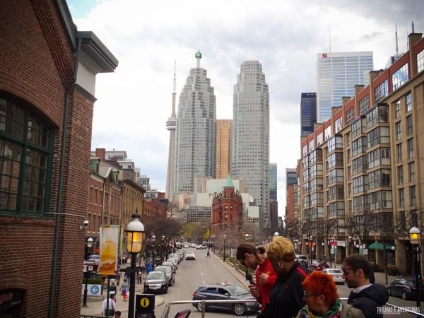 Atrações do City Tour de ônibus em Toronto-7