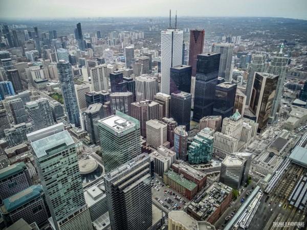 Edgewalk CN Tower Toronto-9