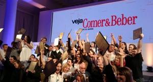 Vencedores do prêmio VejaRio Comer & Beber 2015