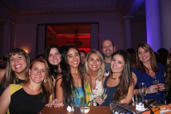 Blogueiros de viagem no prêmio VejaRio Comer & Beber 2015