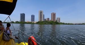 Passeio de barco pelo Pantanal Carioca - Barra Water Shuttle