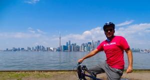 Bike Tour em Toronto Islands