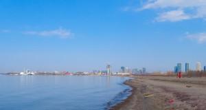 Hanlan's Point Beach, a praia de nudismo em Toronto Islands