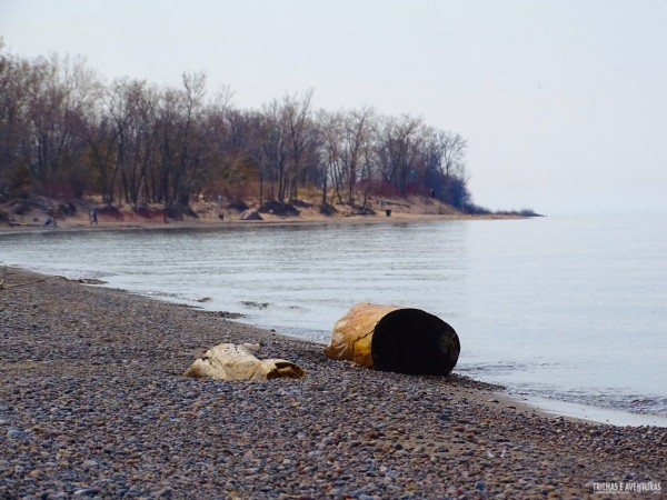 Hanlan's Point Beach - Praia de Nudismo em Toronto Islands