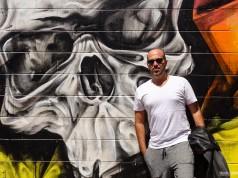 Tour de Grafite em Toronto