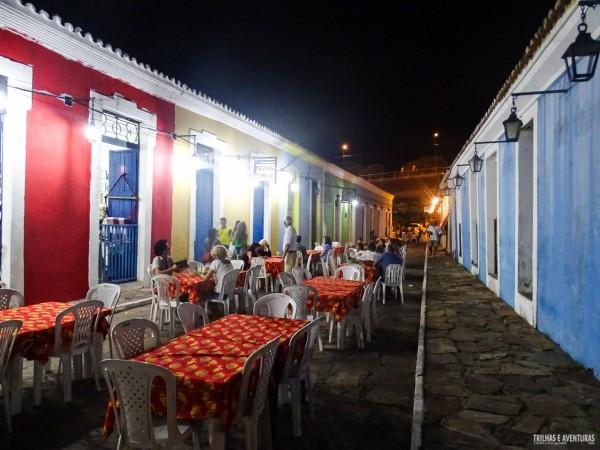 Centro Histórico de Porto das Barcas - Rota das Emoções