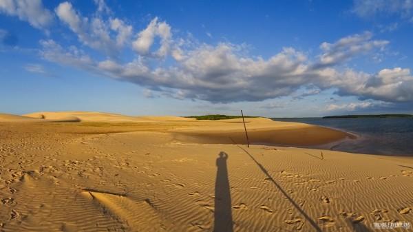 Um mar de dunas no Delta do Parnaíba - Rota das Emoções