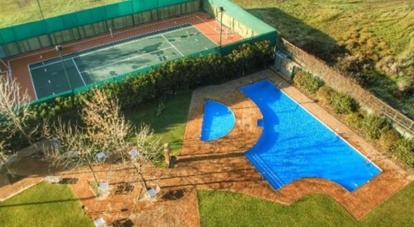 Diego De Almagro hotel perto do aeroporto de Santiago 03