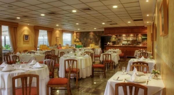 Diego De Almagro hotel perto do aeroporto de Santiago 04