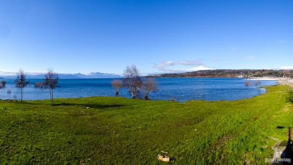 Lago Villarrica - Na rota dos vulcões e lagos de Villarrica e Pucón