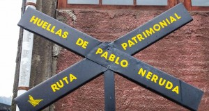 Ruta Patrimonial Huellas de Pablo Neruda, em Temuco - Chile