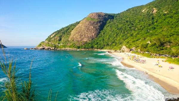 A Prainha é uma das praias selvagens mais lindas do Rio