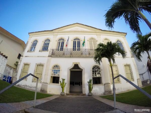Aliança Francesa da Ladeira da Barra, em Salvador