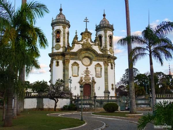 Igreja de São Francisco de Assis em SJDR