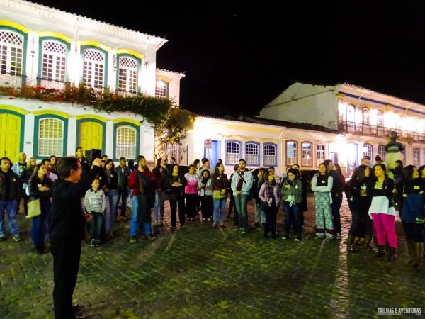 Lendas São Joanenses, contos de cultura popular em São João del Rei