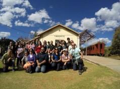 Grupo de Blogueiros no EIBT em SJDR