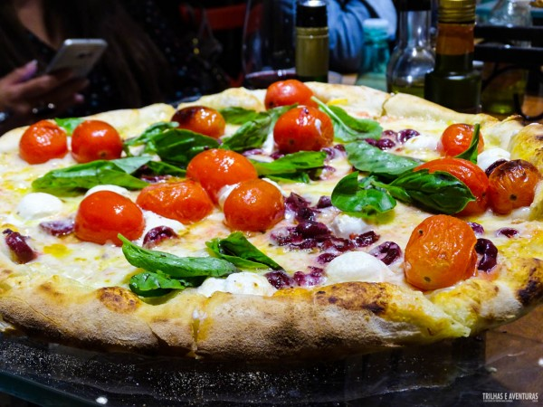 Pizza Mamma Quaresma