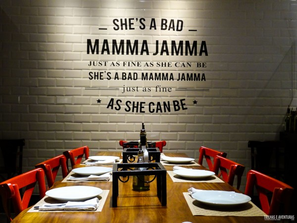 Pizzaria Mamma Jamma Barra