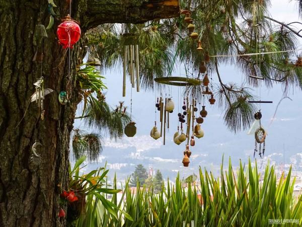 A Árvore da Vida, onde estão os restos mortais do artista