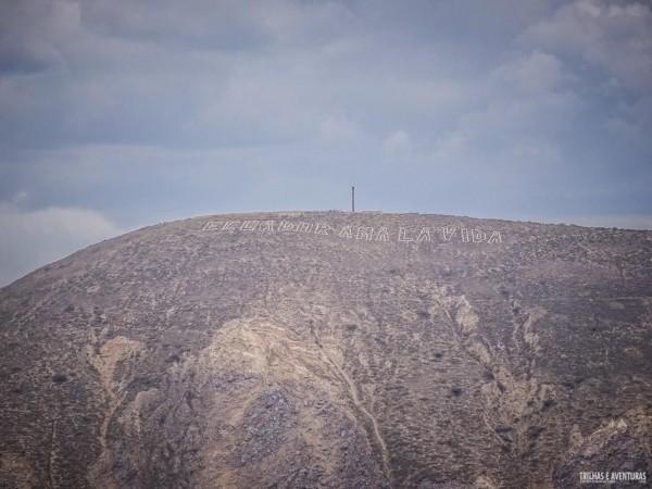 Morro Catequilla em Quito - Equador Ama La Vida