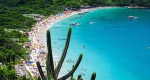 Praia do Forno em Arraial do Cabo - RJ