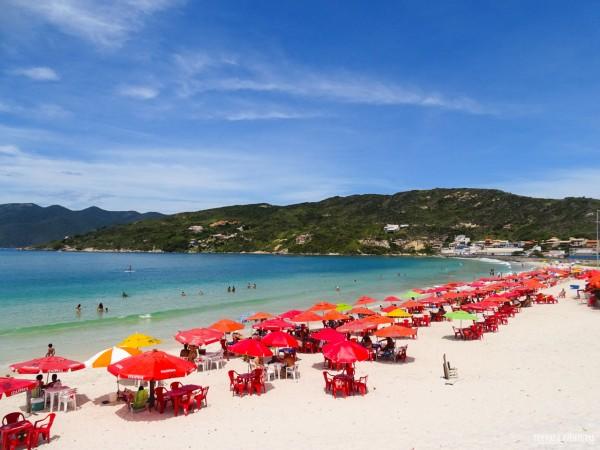 Arraial do Cabo - Praia dos Anjos