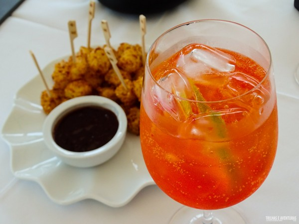 Aperol Spritz, o drink da moda