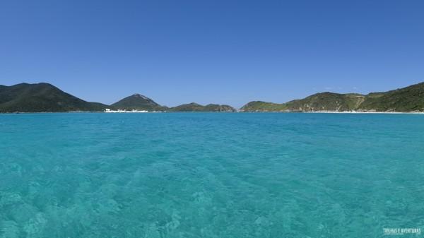 Arraial do Cabo é o verdadeiro caribe brasileiro